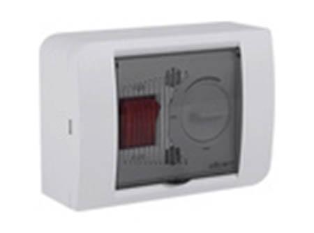 Regulátor R10 AQS - čidlo kvality vzduchu na omítku