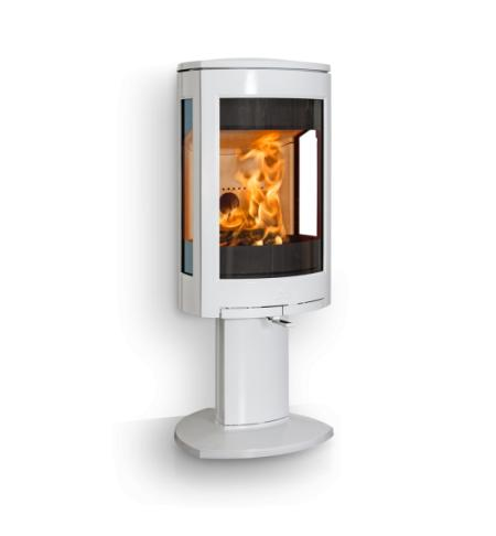 Jotul F 373 Advance, bílý smalt