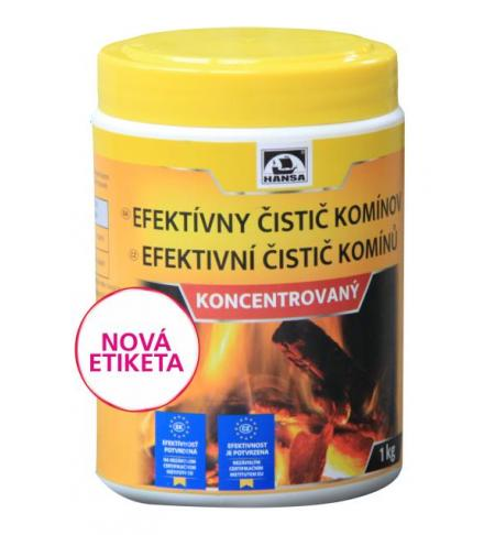 Hansa - komínový čistič - prášek - 1kg