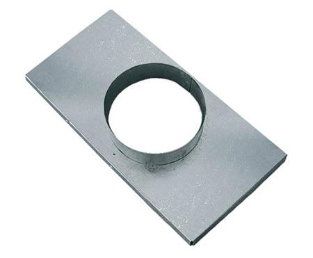 Redukce do mřížky standard 17x30cm 125mm