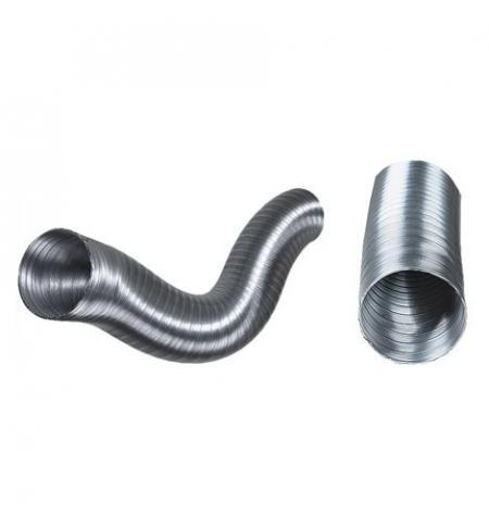Ohebné hliníkové potrubí 160mm/3bm