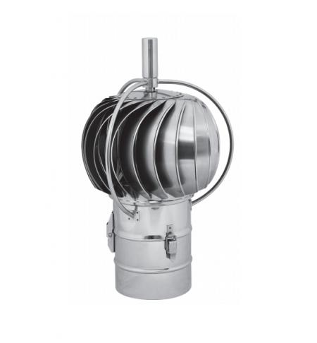 Komínová hlavice spalinová KARL S15 do komína, průměr 200 mm
