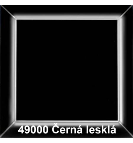 Romotop Riano 02 keramika černá lesklá 49000