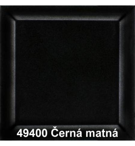 Romotop EVORA 01 AKUM keramika černá matná 49400