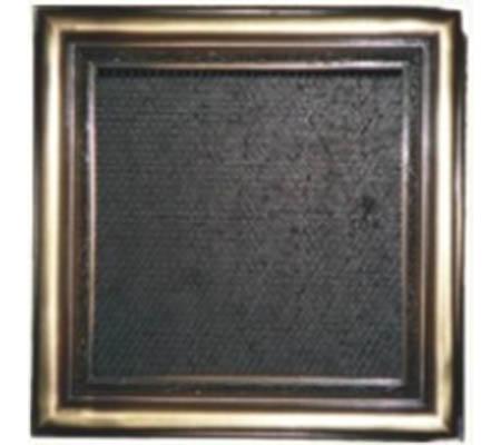 Krbová mřížka 170 x 170 mm rustikální