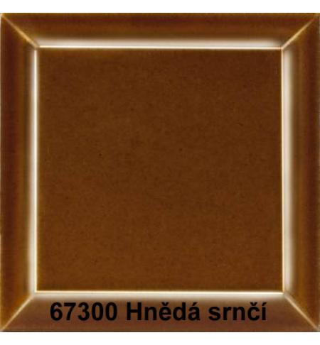Romotop EVORA T 01 keramika hnědá srnčí 67300