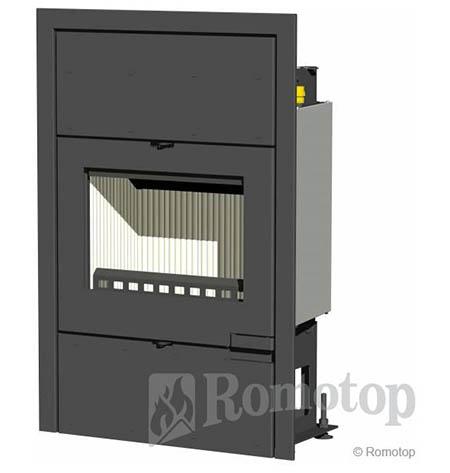 Romotop RIO W01 s teplovodním výměníkem