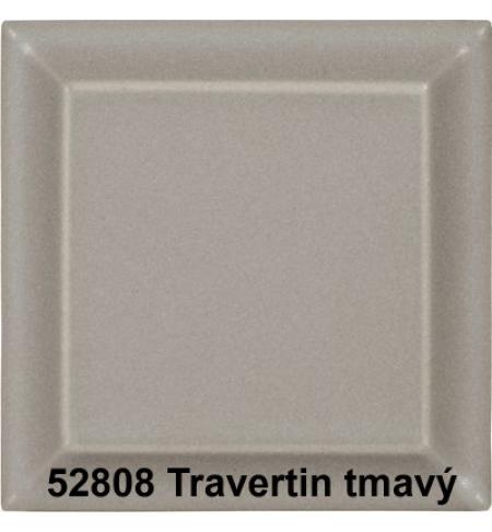 Romotop EVORA 01 keramika travertin tmavý 52808