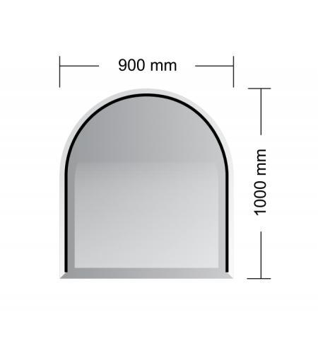 Podstavné sklo Athina 8 mm