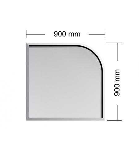 Podstavné sklo Paris 6 mm