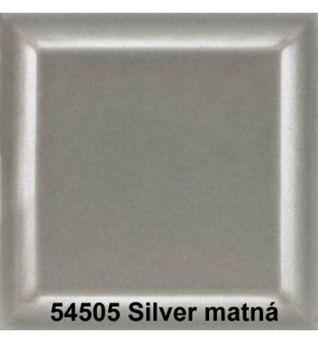 Romotop EVORA T 01 keramika silver matná 54505