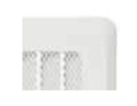 Ventilační mřížky SOLID bílá 175x195