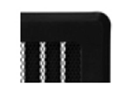 Ventilační mřížky SOLID černá 175x245