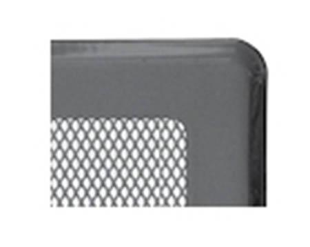 Ventilační mřížky SOLID grafitová 195x335