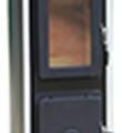 THORMA Milano II b černá, nerez-inox