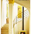Krbová kamna INVICTA MODENA žlutá - smalt ref.: 6175-45