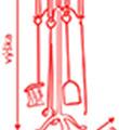 Krbové nářadí 4B